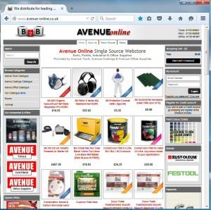 avenue-online webstore